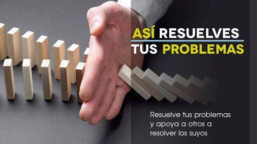 As resuelves tus problemas