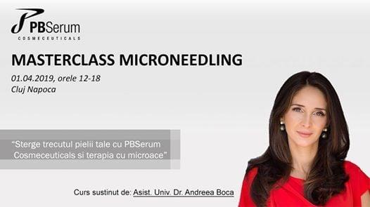 Masterclass microneedling facial i corporal