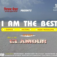 I Am the Best Mr &amp Miss Glamour Modelling Contest