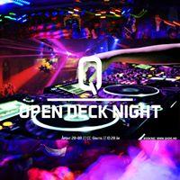 Open Deck Night 2 at Qadis