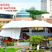 Bishan East-Thomson Youth and Young Family Carnival