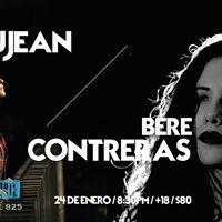 Jenny Beaujean y Bere Contreras en Land Foro Norte