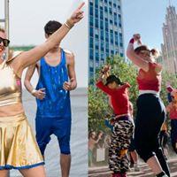 Fun Run Flash Mob Workshop at Circus Oz