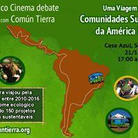 Eco Cine Comunidades Sustentveis na Amrica Latina