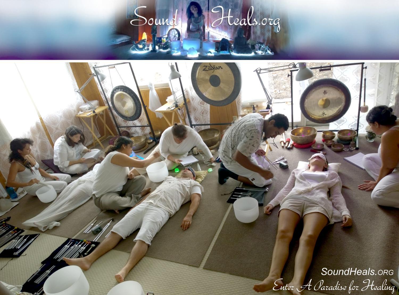 5-Day SOUND Healing Level III Master / Teacher Certification at ...