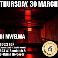 Thursday JoY with DJ Mwelwa at Booze Box