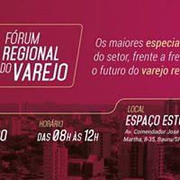 Frum Regional do Varejo