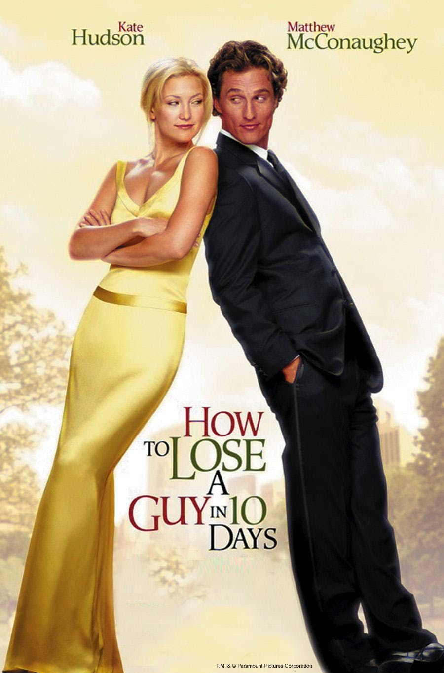 Film Thursday-How to Lose a Guy in 10 Days