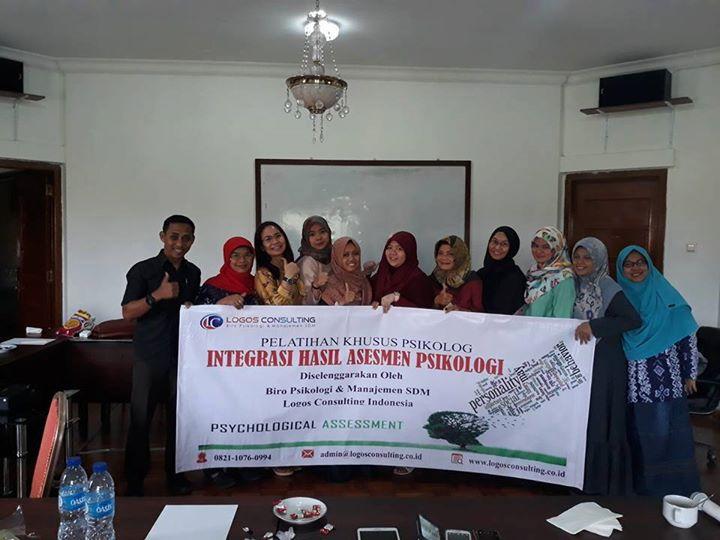 Workshop Khusus Psikolog Integrasi Hasil Asesmen Psikologi
