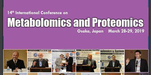 14th International Conference on Metabolomics and Proteomics (CSE)
