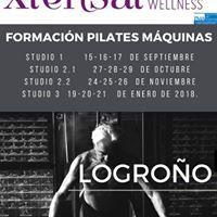 Curso formacin Pilates Estudio-maquinas