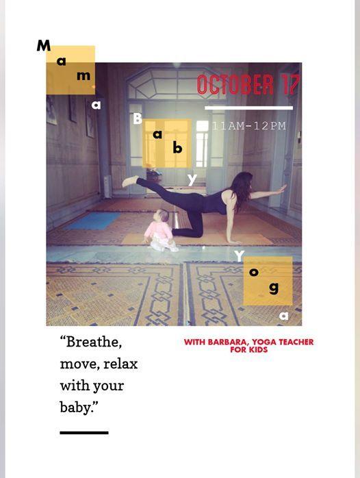Yoga for mamas and babies