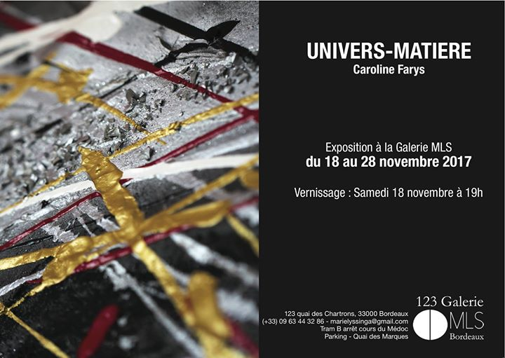 Vernissage Univers-Matire