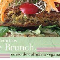 2 Encontro Le Brunch - curso de culinria vegana e viva