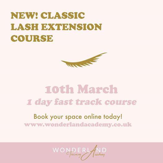 Classic Lash Extension Course
