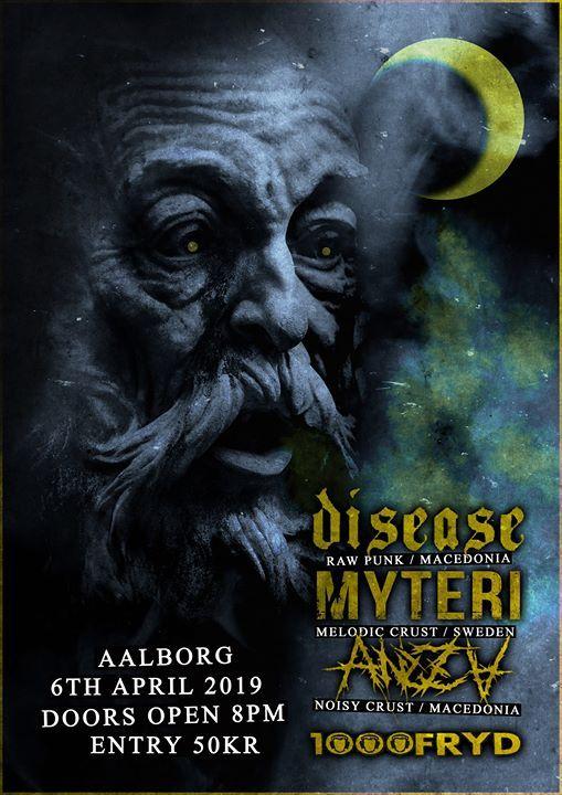 Disease  Myteri  Angza