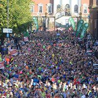 English Half Marathon 2017