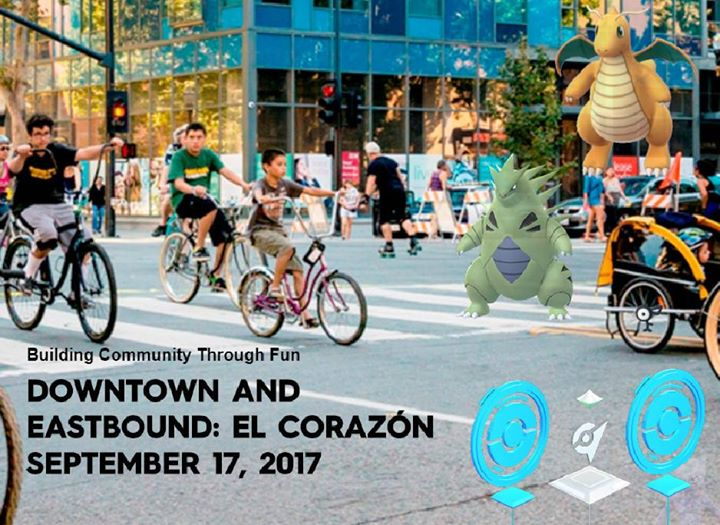 San Jose Pokemon Event