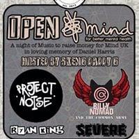 Open Mind - A tribute to Dan Harris