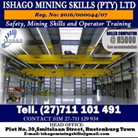 Overhead crane training courses in rustenburg 27711101491