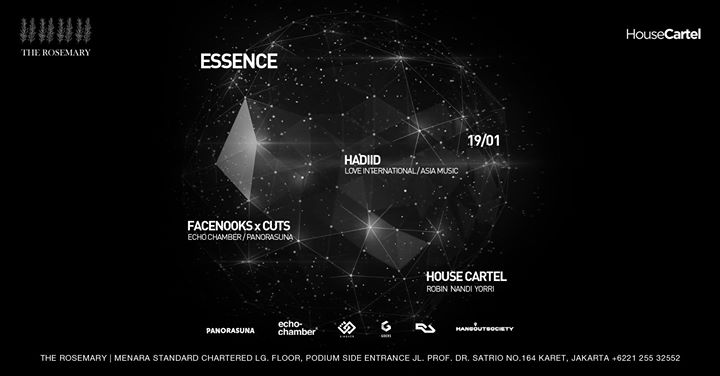 Essence with Hadiid (Love InternationalAsia MusicBullfinch)