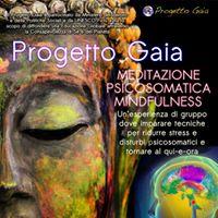 Progetto Gaia Mindfulness Psicosomatica
