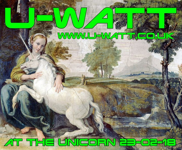 U-Watt at The Unicorn