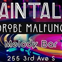 Plain Tales ft Wardrobe Malfunction Live at Melody