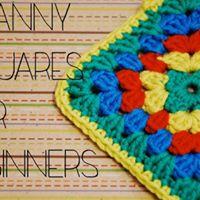 Granny Squares for Beginners Crochet Workshop