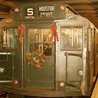 Nostalgia Train Meetup with NYC Steampunks
