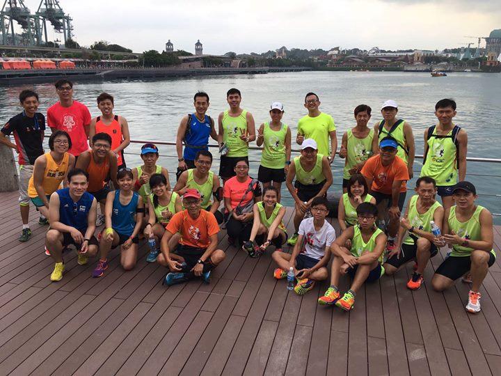 BP LRT Heritage Run (11km)  Sporting Sunday