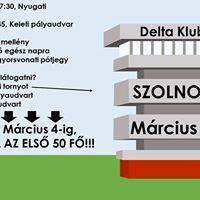 Delta Klub - Szolnok