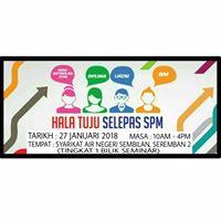 Temuduga Halatuju Lepasan SPM &amp Biasiswa Pendidikan 2018