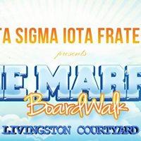 Delta Sigma Iota Presents Bone Marrow Boardwalk