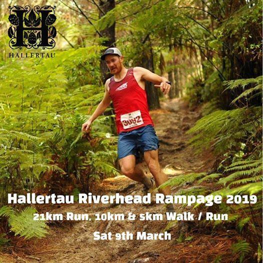 Hallertau Riverhead Rampage 2019