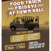 Food Truck Fridays July 28 with Ms. Judis and Garret Shea