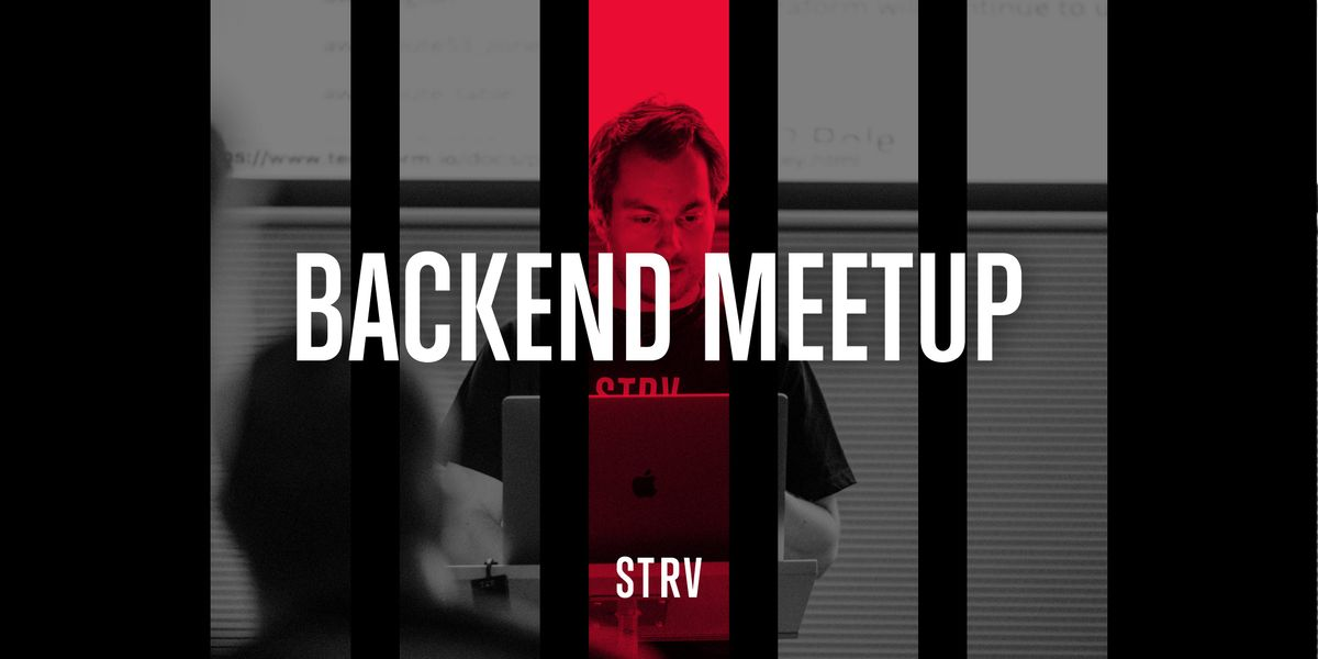 Backend Meetup PRG DevOps