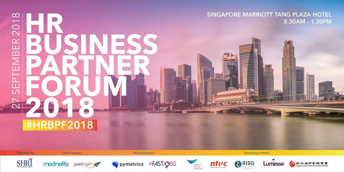 HR Business Partner Forum 2018