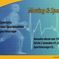 IFMSA-Nijmegen  Moving &amp Sports Sportklachten