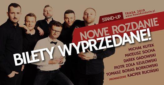 Stand-up Nowe Rozdanie - Bielsko Biaa