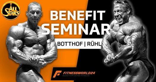 Benefit Seminar mit Matthias Botthof und Markus Rhl
