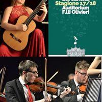 Tra corde capotasti archetto e tasti- I Concerti Del Cantelli