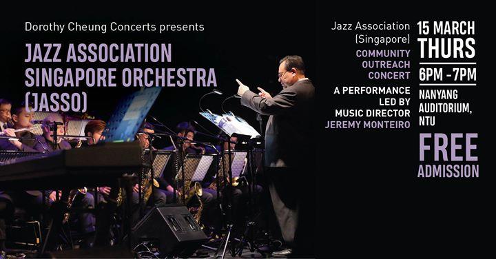 Jazz Association Singapore Orchestra (JASSO)