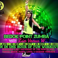 BEDOK POINT ZUMBA 630-730pm Last Sat Of The Month 2017