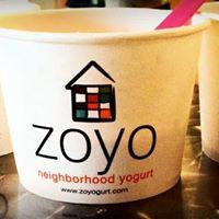 Zoyo fundraising event