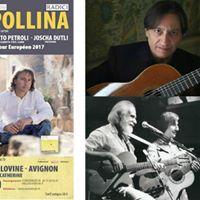 Pippo Pollina concert  Avignon 1210 invit Vincenzo Lo Iacono