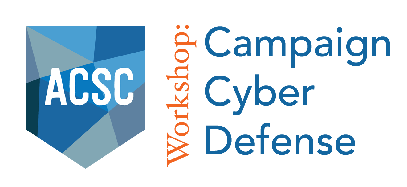 Workshop Campaign Cyber Defense