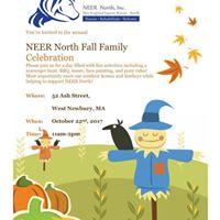 NEER North Fall Family Celebration