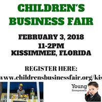 Kissimmee Childrens Business FAIR