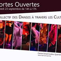 Portes ouvertes du Collectif Danses  Travers les Cultures